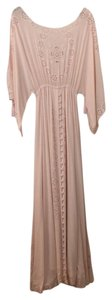 Pink Vanilla Maxi Dress by Fillyboo