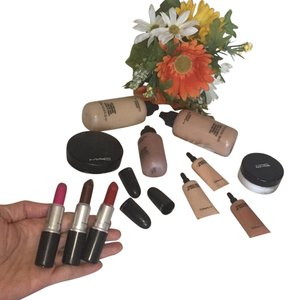 MAC Cosmetics Barely Used MAC Collection