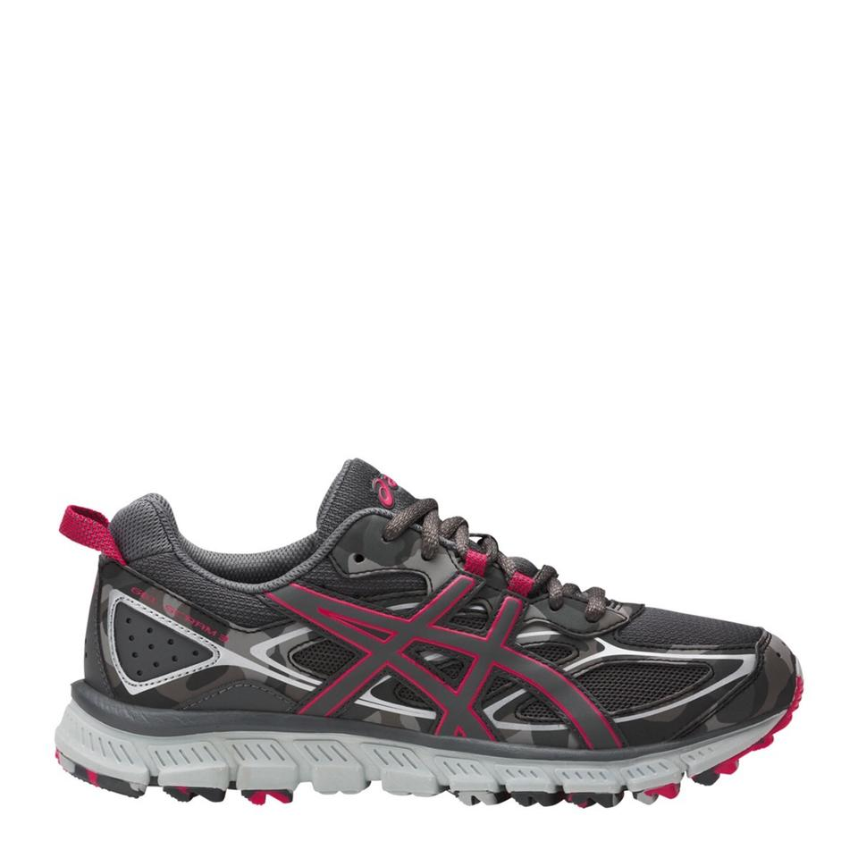 the best attitude eee2c 0d9b7 Asics Gray Womens Gel-scram 3 Trail Running Sneakers Size US 5 Regular (M,  B)
