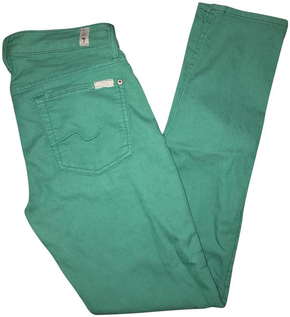 Item - Green Medium Wash Gwenevere Boot Cut Jeans Size 27 (4, S)
