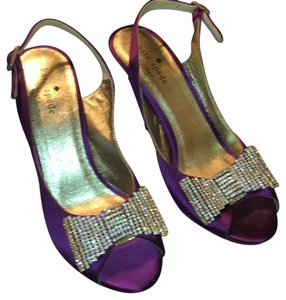 c62040e33f4 Purple Kate Spade Formal Shoes - Up to 90% off at Tradesy
