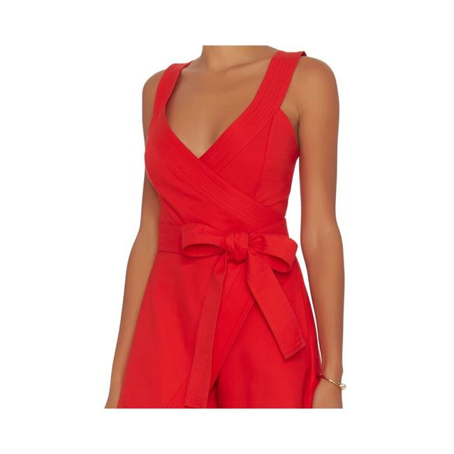 Alexis short dress red on Tradesy Image 6