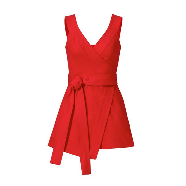 Alexis short dress red on Tradesy Image 8