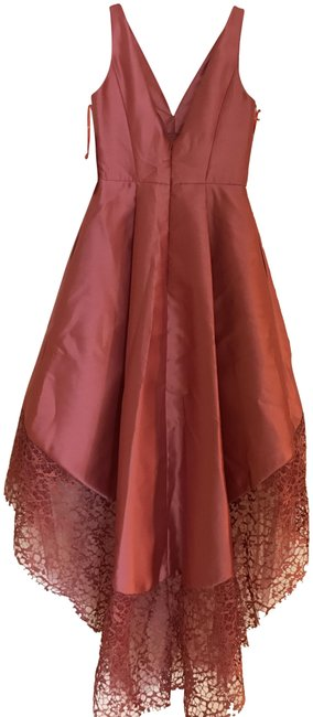 Item - Dusty Pink Ml Mid-length Formal Dress Size 8 (M)