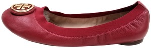 Tory Burch Candy Apple Flats