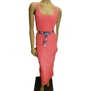 Hot Pink Maxi Dress by DV by Dolce Vita