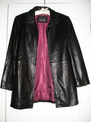 Adler Collection Leather Jacket