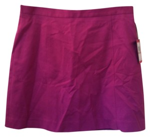Vince Camuto Mini Skirt Bright Pink