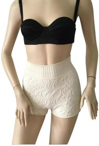 Alexander Wang Dress Shorts ivory