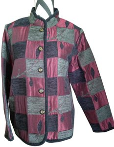 Graff Soft Warm Cute Multi Jacket