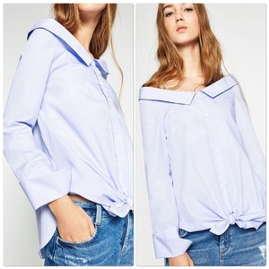 13290e10 Zara Tops - Up to 70% off a Tradesy