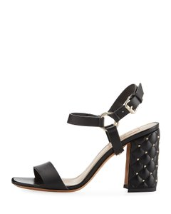 Valentino Rockstud Studded Chanel Black Pumps