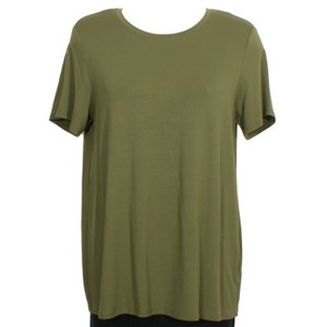 Eileen Fisher Top Olive Green