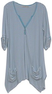 Caite Striped Tunic