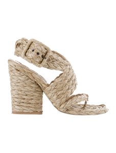 Stella McCartney Summer Raffia Sandals