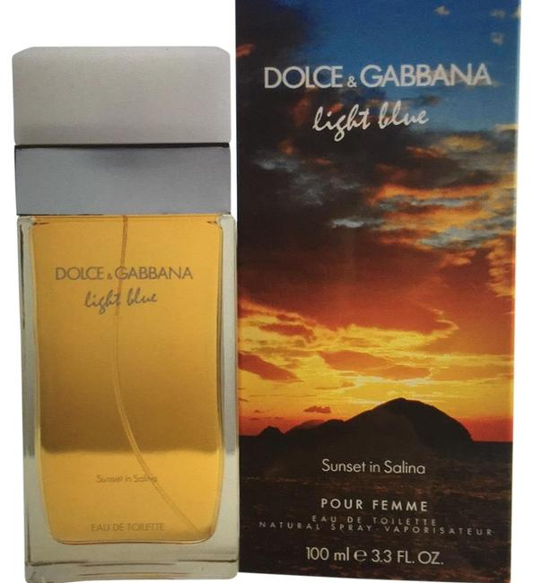Item - Dolce & Gabbana Light Blue Sunset In Salina 3.3 Oz Eau De Toilette Fragrance