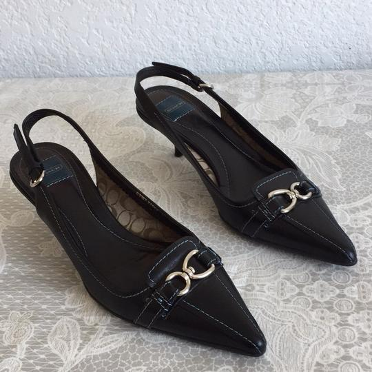 Coach black Pumps Image 1