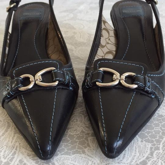 Coach black Pumps Image 5