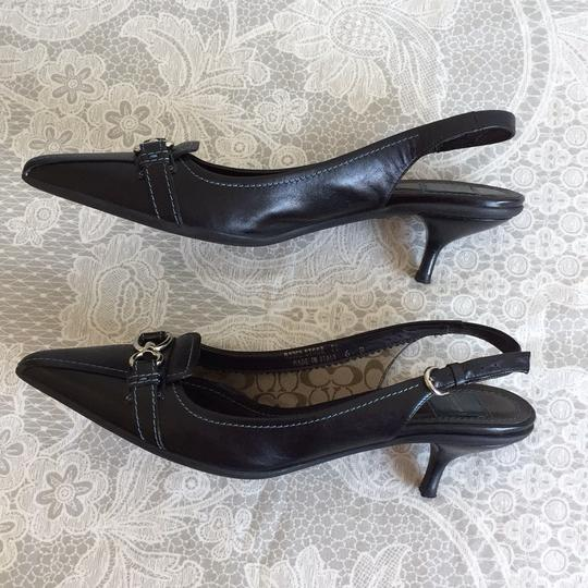 Coach black Pumps Image 6