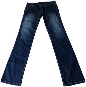 Thomas Wylde Relaxed Fit Jeans-Medium Wash