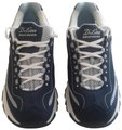 Sketchers Navy Whte Silver Athletic