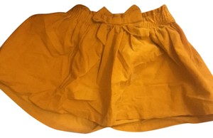OshKosh B'gosh Mini Skirt mustard