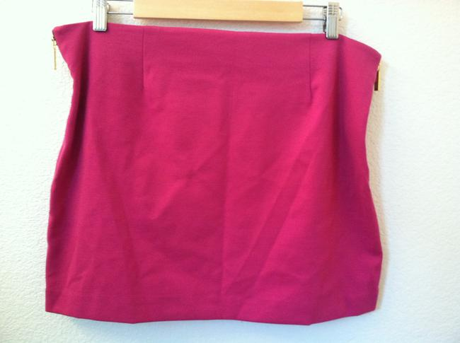 Michael Kors Mini Skirt Bright Pink