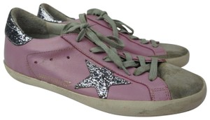 Golden Goose Deluxe Brand Pink Athletic