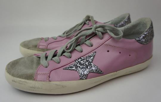 Golden Goose Deluxe Brand Pink Athletic Image 1