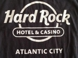 Hard Rock T Shirt Black