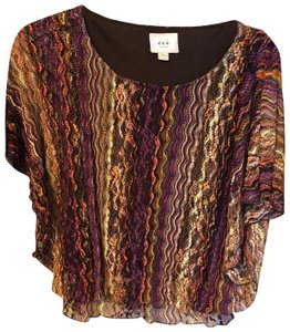ECI New York Top multicolor