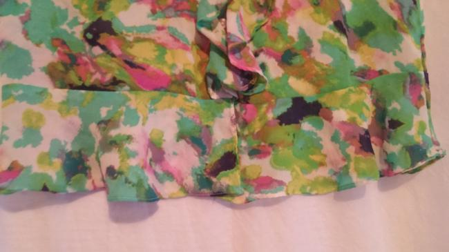 Essentia Leigh Top green,pink,multi Image 3
