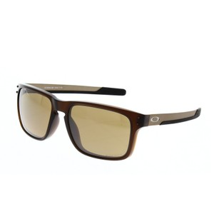 6015e4c1f7fe Oakley Prizm Tungsten Polarized Holbrook Mix Rootbeer Oo9384-0857 ...