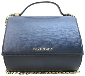 Givenchy Mini Pandora Box black Messenger Bag