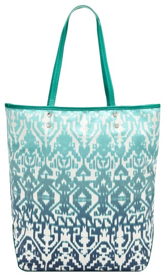 Preload https://img-static.tradesy.com/item/23621706/isabella-fiore-131581h-bluebell-ikat-ombre-north-south-blue-multi-canvas-leather-tote-0-1-540-540.jpg