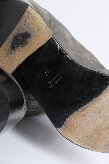 Gucci Suede Gray Boots Image 11