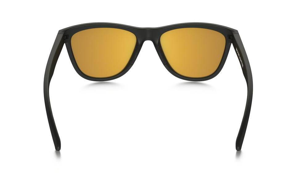 e7102e80b6 Oakley 24k Iridium Women s Moonlighter Black 24k Oo9320-10 Sunglasses