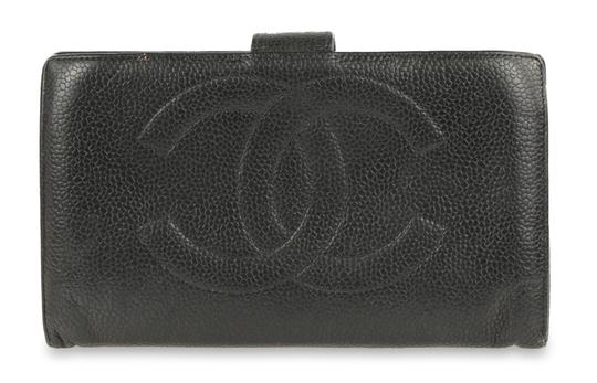 Preload https://img-static.tradesy.com/item/23622320/chanel-black-timeless-french-purse-wallet-0-2-540-540.jpg