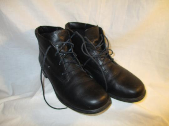 Rockport Leather Ankle Lace Up Oo1 black Boots Image 9