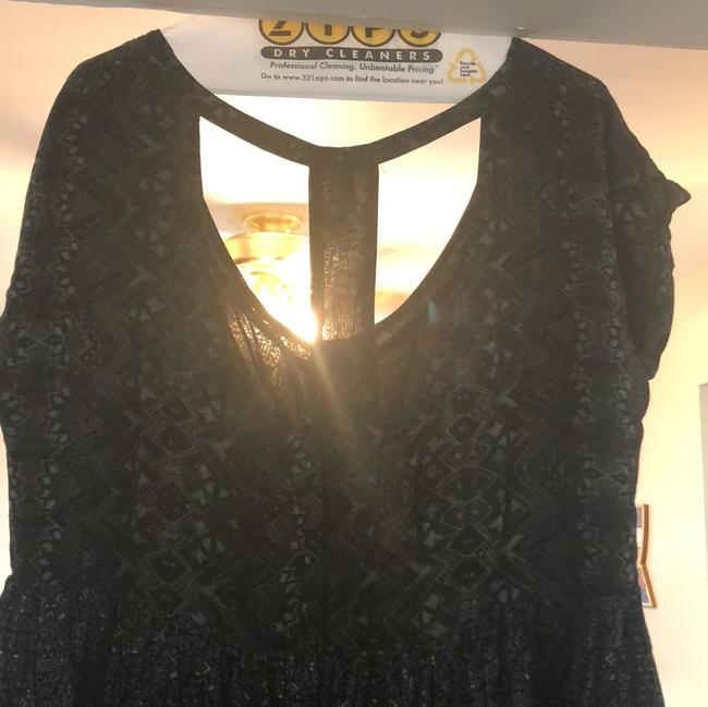 Free People short dress blue and green on Tradesy Image 2