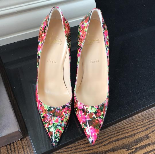 Christian Louboutin multi Pumps Image 4