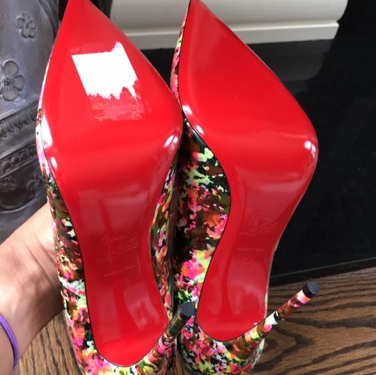 Christian Louboutin multi Pumps Image 7