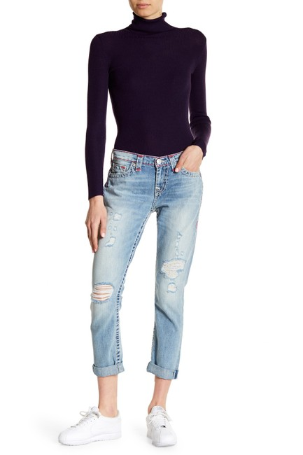 Preload https://img-static.tradesy.com/item/23622805/true-religion-blue-light-wash-audrey-mid-rise-slim-super-in-donl-rare-boyfriend-cut-jeans-size-25-2-0-0-650-650.jpg