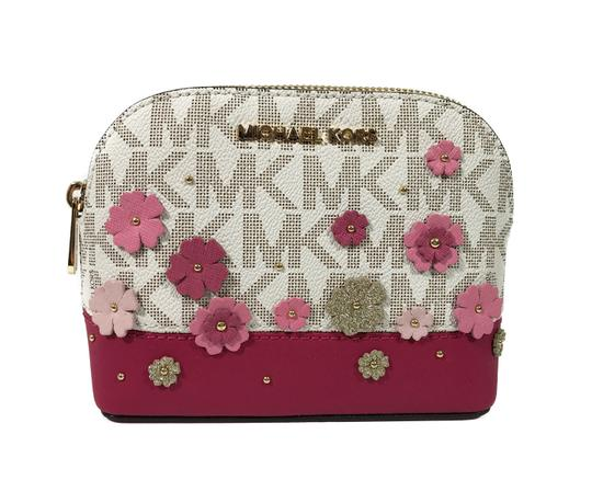 Preload https://img-static.tradesy.com/item/23623002/michael-kors-multicolor-large-travel-pouch-cosmetic-bag-0-1-540-540.jpg