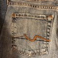 7 For All Mankind Boot Cut Jeans-Light Wash Image 11
