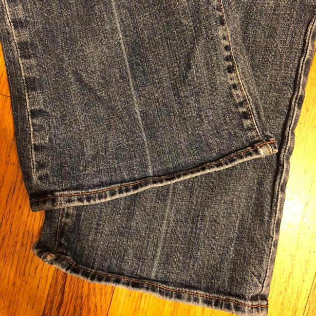 7 For All Mankind Boot Cut Jeans-Light Wash Image 6
