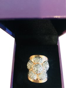 Suzanne Somers Rose Gold Ring