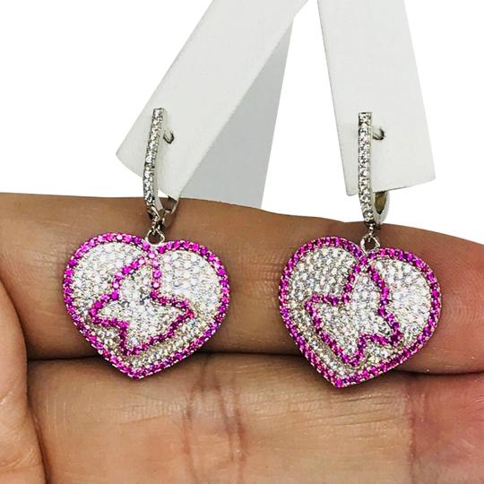 Preload https://img-static.tradesy.com/item/23623234/silver-designer-18kt-over-925-w-cubic-z-diamonds-ge00548a-earrings-0-7-540-540.jpg