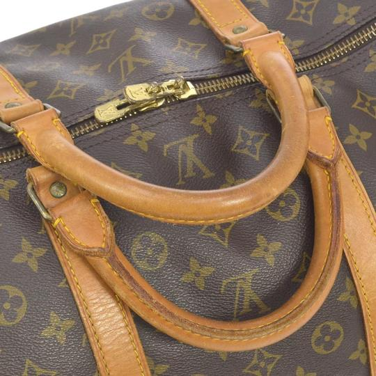 Louis Vuitton monogram canvas Travel Bag Image 5