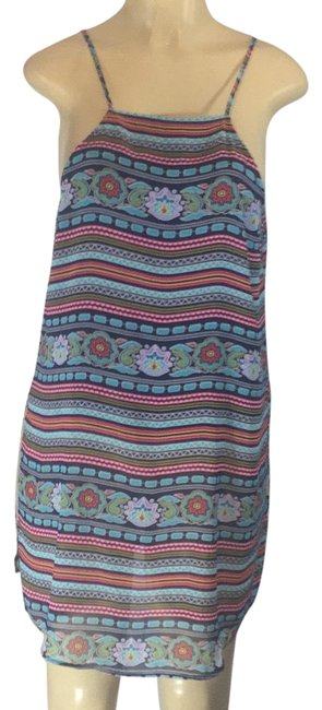Preload https://img-static.tradesy.com/item/23623396/multicolor-sexy-mid-length-cocktail-dress-size-8-m-0-1-650-650.jpg